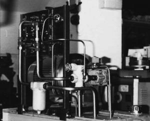 υδραυλικά συστήματα υψηλής πιέσεως